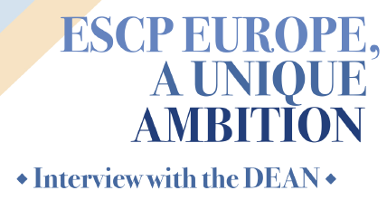 ESCP a unique ambition