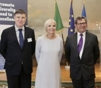 Frank Bournois, Teresa castaldo, Christian Mouillon