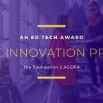 Agora x ESCP Foundation Innovation Prize 2021